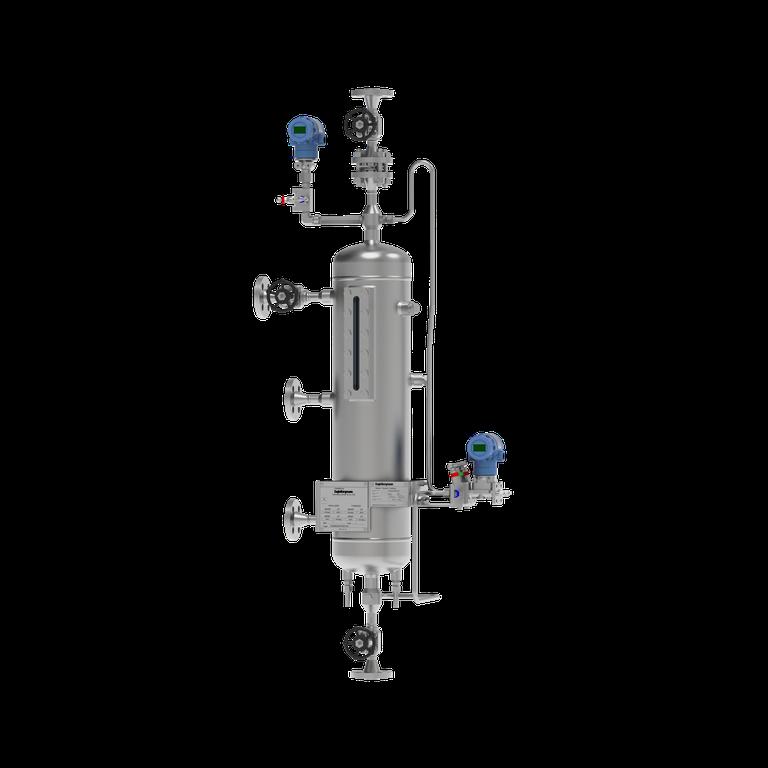 TSA6  Barrier/buffer fluid system